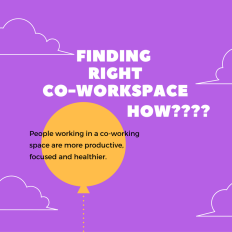 How to find the right co-working space for your startup in Bangalore?