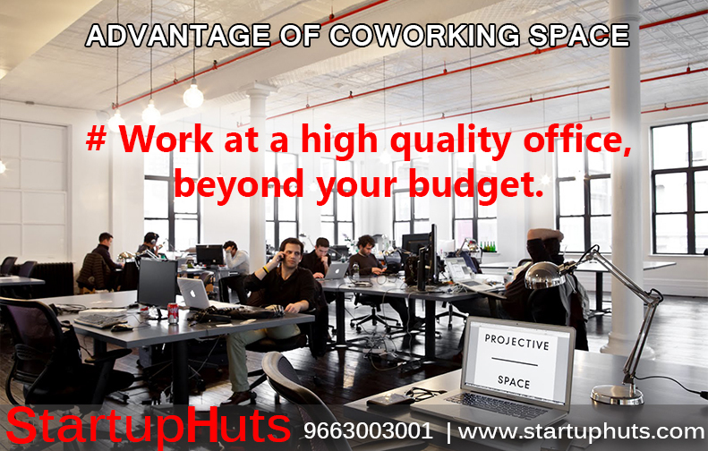 Benefits of Co-working
