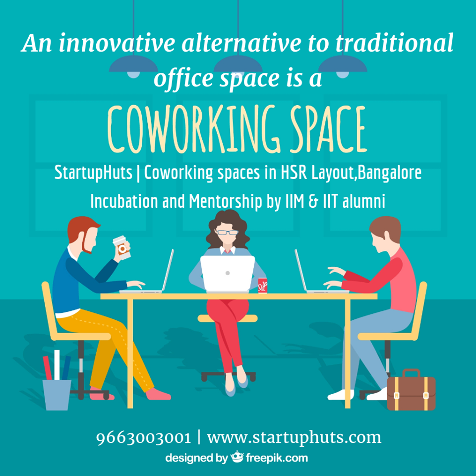 Co-Working and real-estate